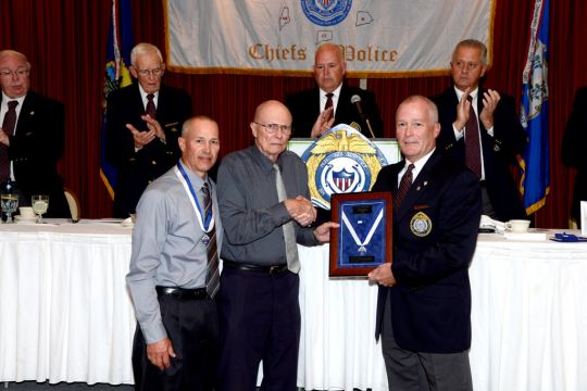 2014 New England Association of Chiefs of Police Medal of Valor