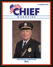 New England Association of Chiefs of Police Chief Magazine 2014