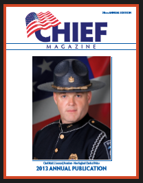 New England Association of Chiefs of Police Chief Magazine 2013