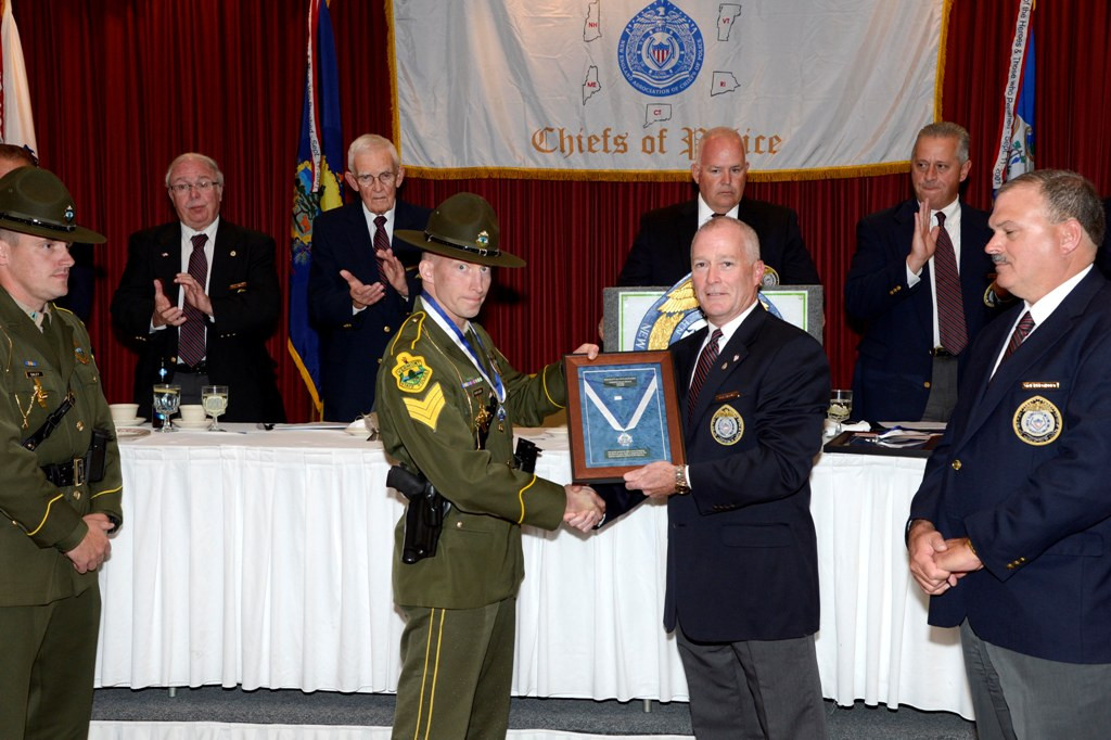 New England Association Chiefs of Police Medal of Valor Award