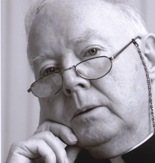 In Memoriam: Rev. Bartley MacPhaidin
